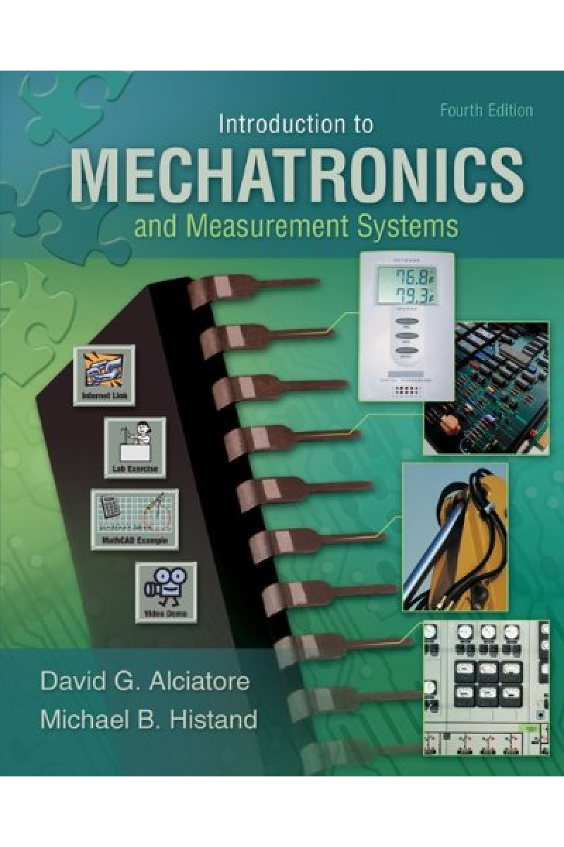 introduction to mechatronics 4th fourth (alciatore, histand)