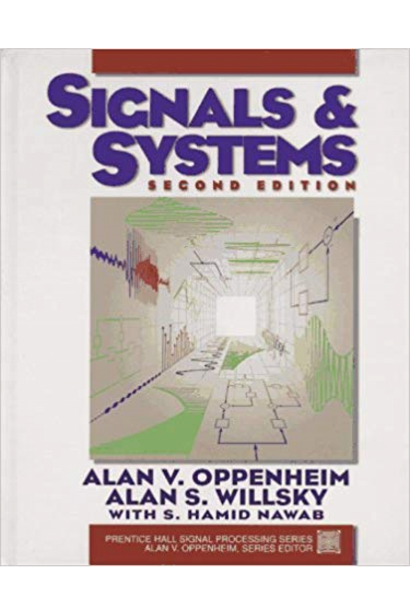 signals and systems 2nd (oppenheim, willsky, nawab)