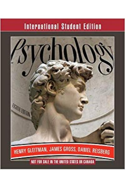 psychology 8th (henry gleitman)