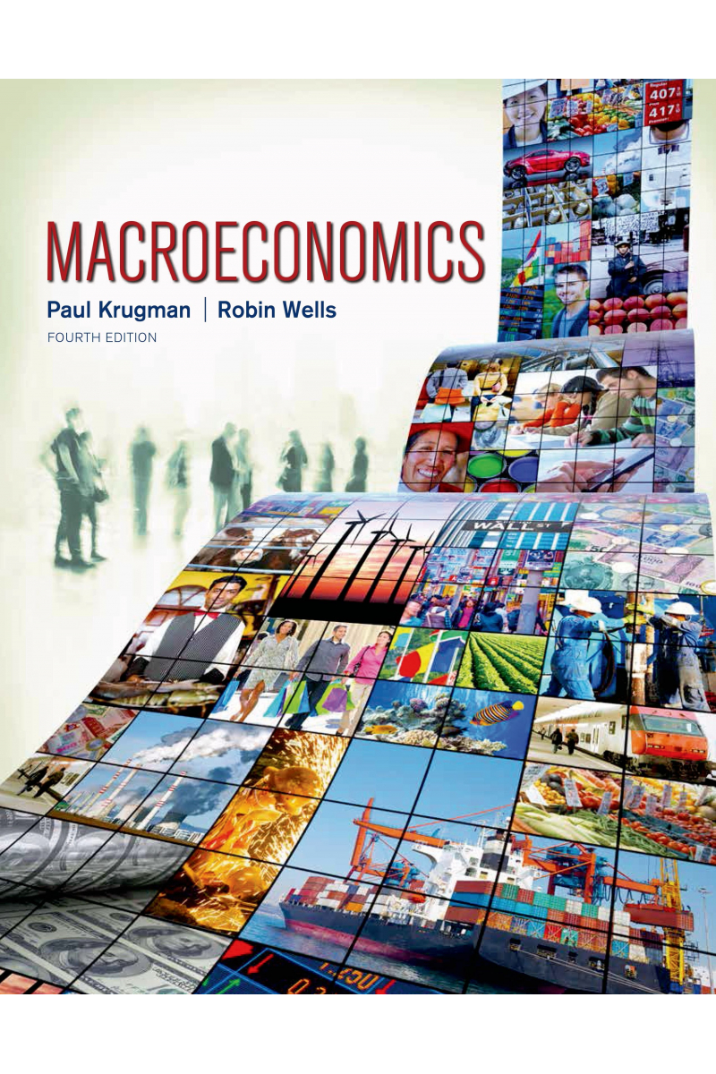 macroeconomics 4th (paul krugman)