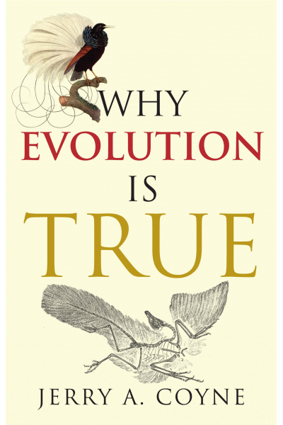 why evolution is true (jerry coyne)