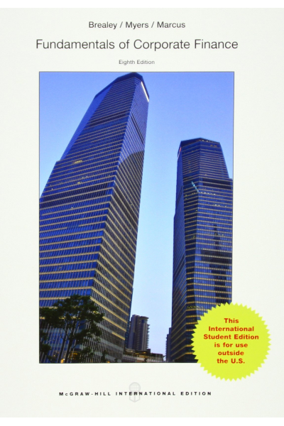 Fundamentals of Corporate Finance 8th (Richard A. Brealey) Fundamentals of Corporate Finance 8th (Richard A. Brealey)