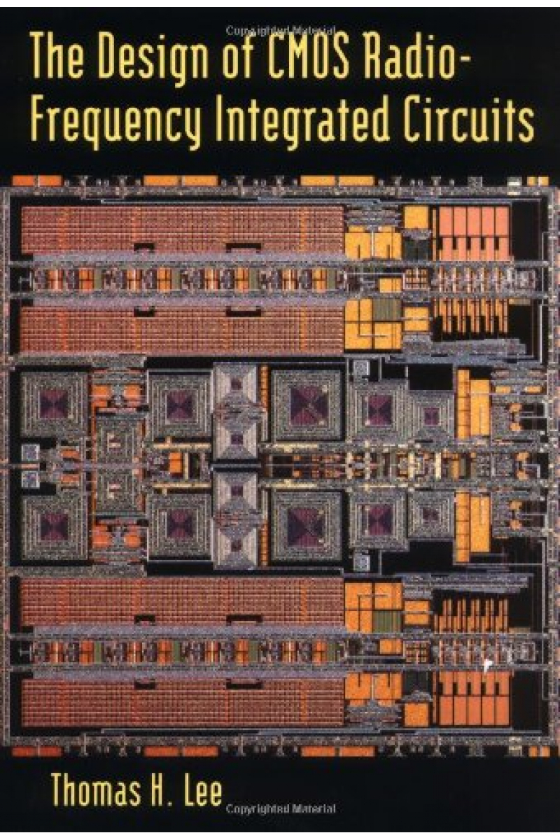 the design of CMOS radio-frequency integrated circuits (thomas lee)