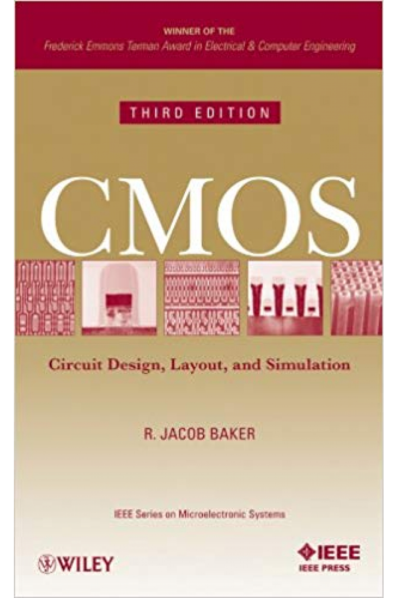CMOS circuit design, layout and simulation 3rd (jacob baker) 2 CİLT