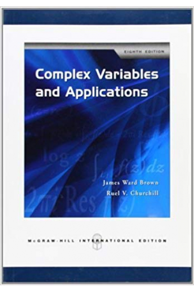 complex variables and applications 8th (brown, churchill)