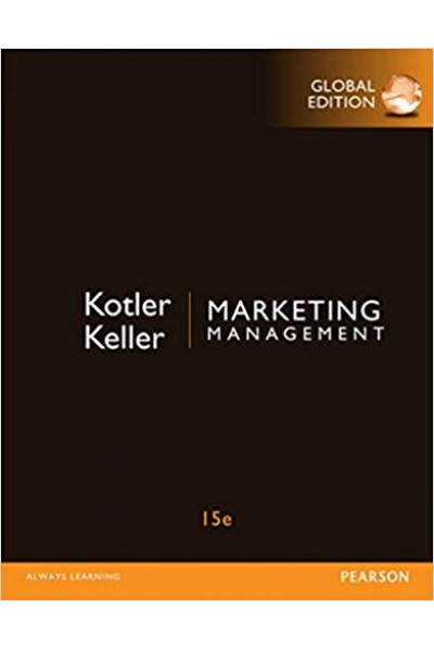 Marketing Management 15th (Philip Kotler)