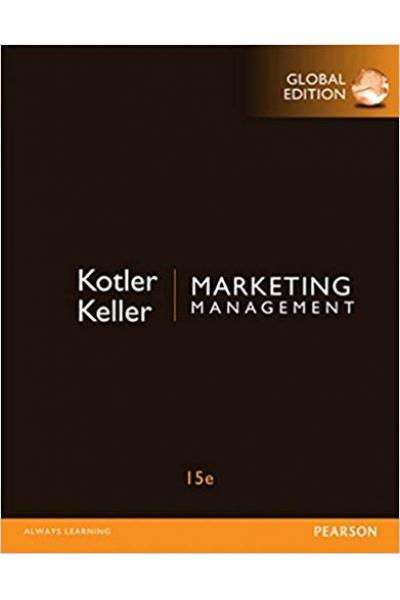 Marketing Management 15th (Philip Kotler) Marketing Management 15th (Philip Kotler)