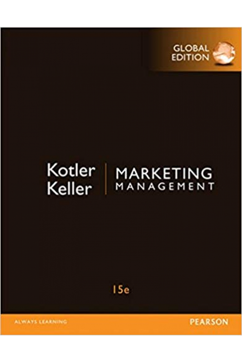 marketing management 15th (philip kotler)