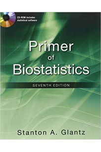 primer of biostatistics 7th (stanton glantz)