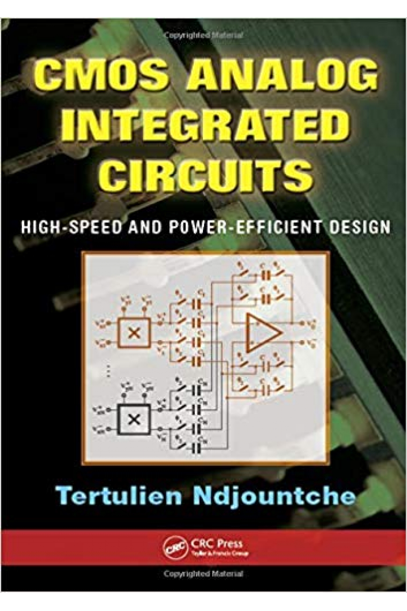 CMOS analog integrated circuits (tertulien ndjounctche)