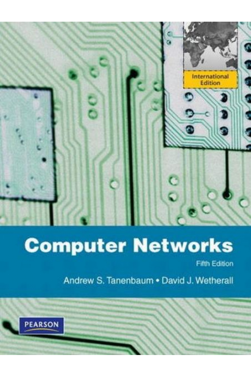 computer networks 5th (andrew s. tanenbaum)