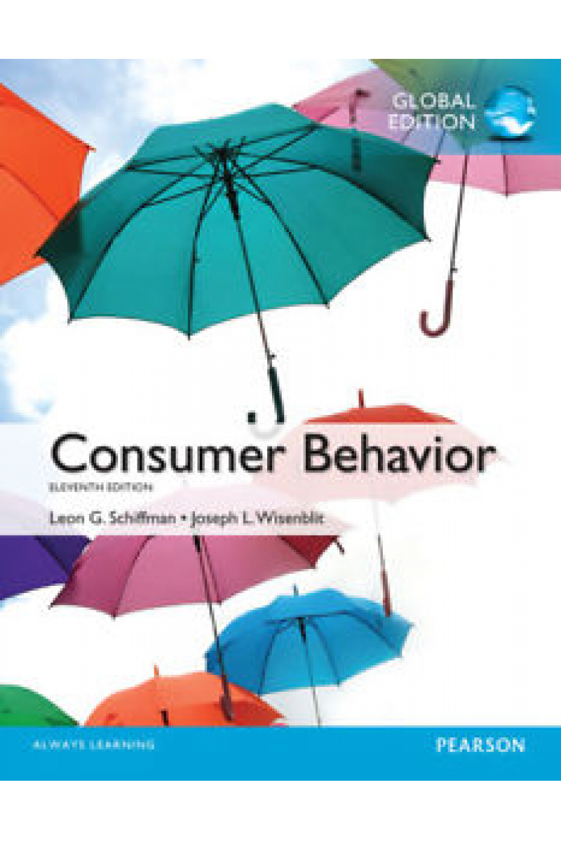 consumer behavior 11th (schiffman, wisenblit)