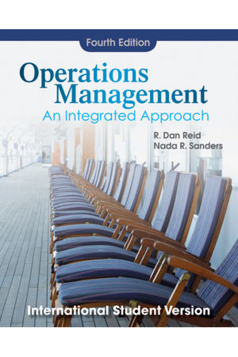 operations management 4th (dan reid, nada sanders)