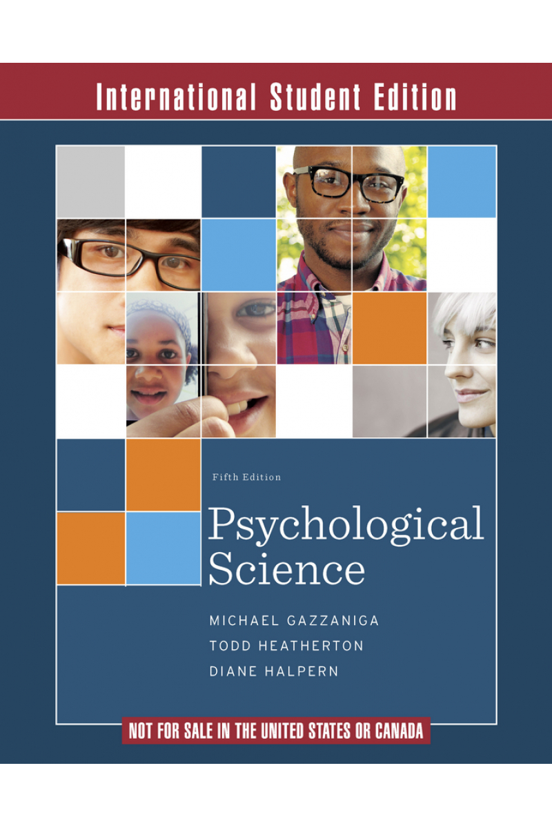 psychological science 5th (michael gazzaniga)