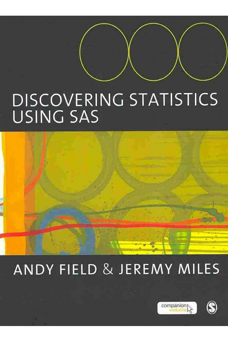 discovering statistics using SAS (field, miles)