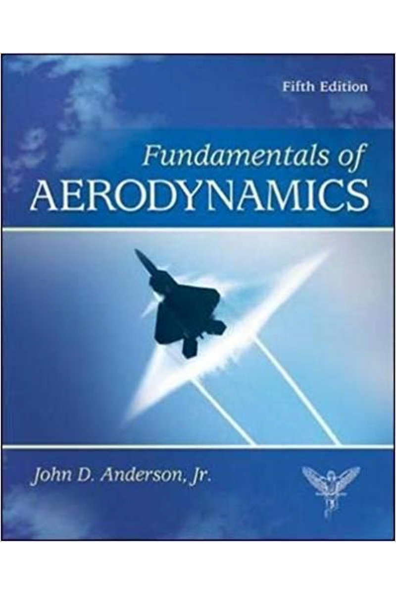 fundamentals of aerodynamics 5th (john anderson)