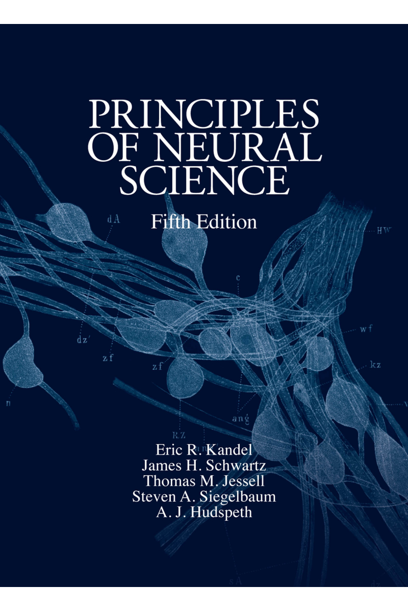 Principles of Neural Science 5th (Kandel, Schwartz, Jessell) 2 CİLT