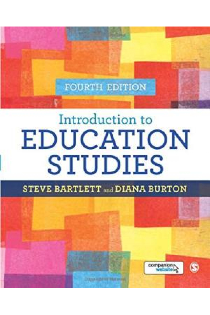 Introduction to Education Studies-SAGE 2007 (Steve Bartlett, Diana Burton)