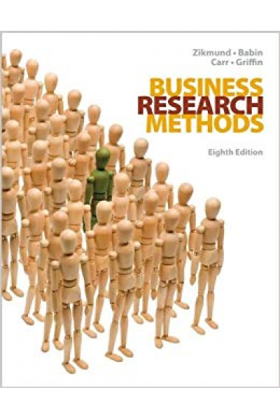 Business Research Methods 8th (Zikmund,Babin,Carr)