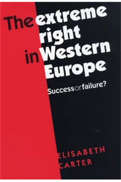 the extreme right in western europe (elisabeth carter)