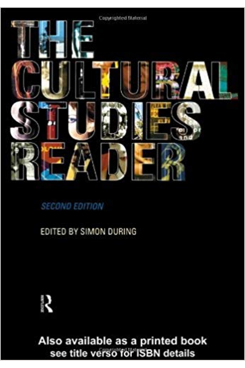 the cultural studies reader 2nd (simon during)