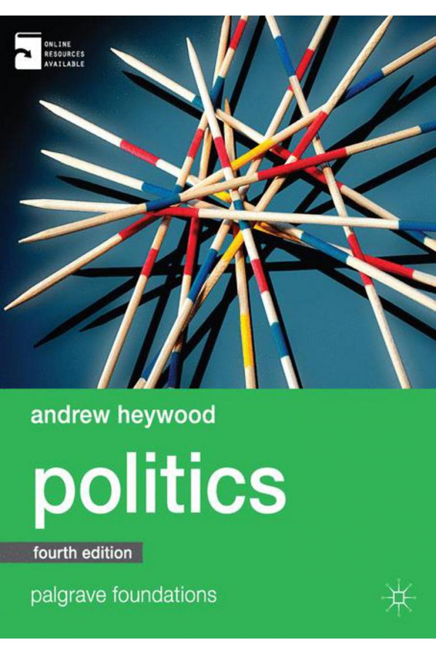 politics 4th (andrew heywood)