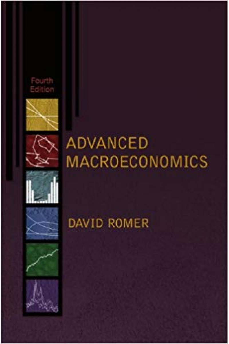 Advanced Macroeconomics 4th David Romer