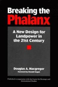 breaking the phalanx (macgregor)