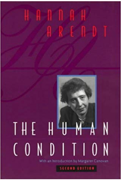 Bookstore the human condition (hannah arendt)