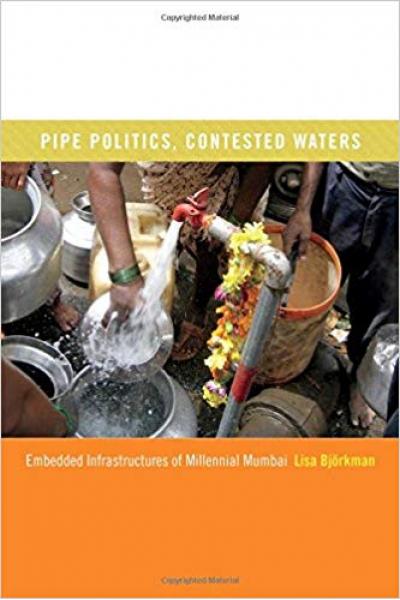 pipe politics contested waters (lisa björkman)
