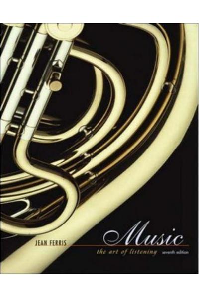 music the art of listening 7th (jean ferris)