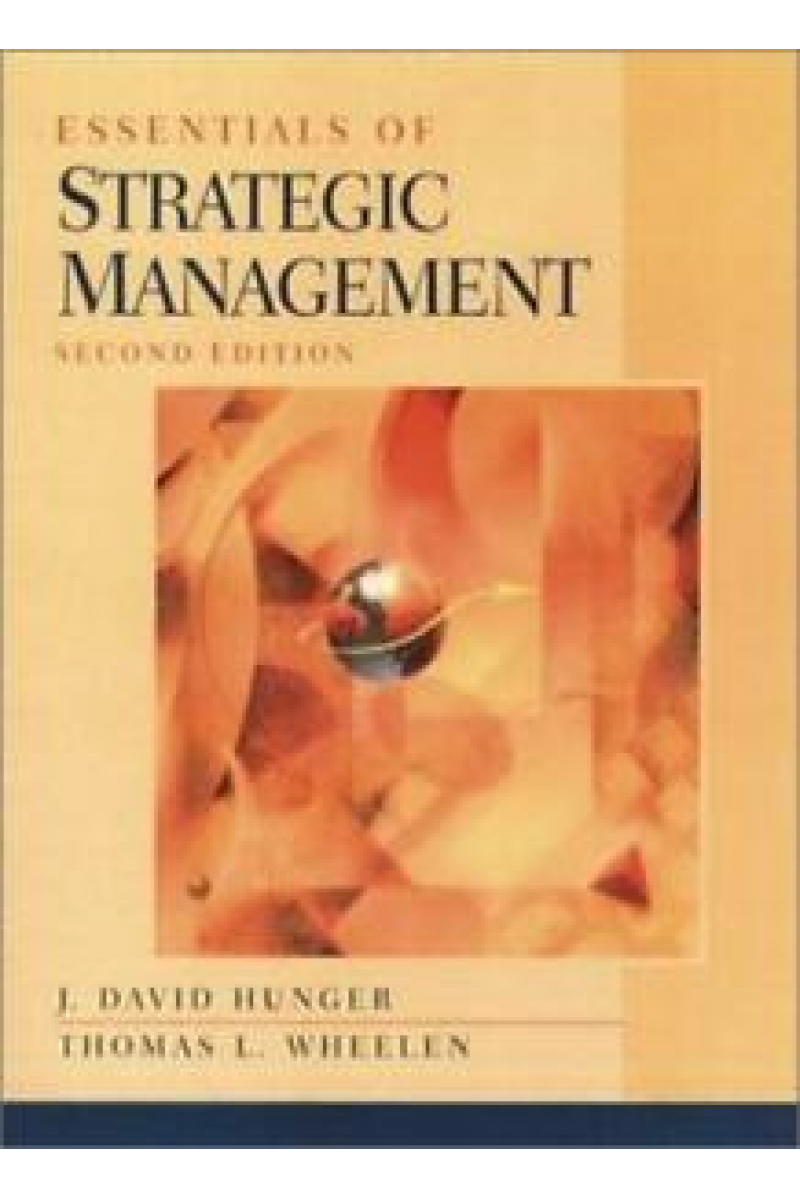 essentials of strategic management (hunger wheelen)