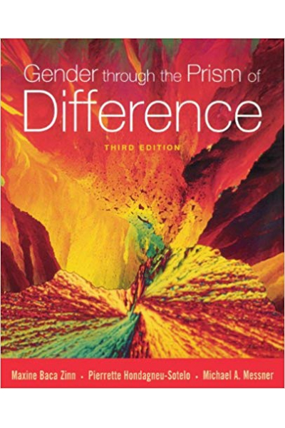 gender through the prism of difference 3rd (zinn, sotelo, messner)