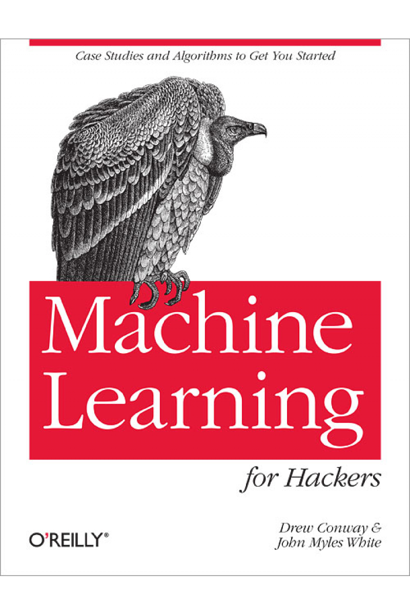 machine learning for hackers (conway, white)