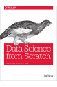 data science from scratch (joel grus)