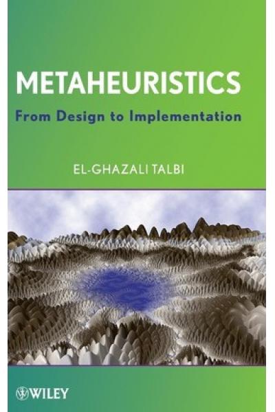 metaheuristics (el-ghazali talbi) fit gönder