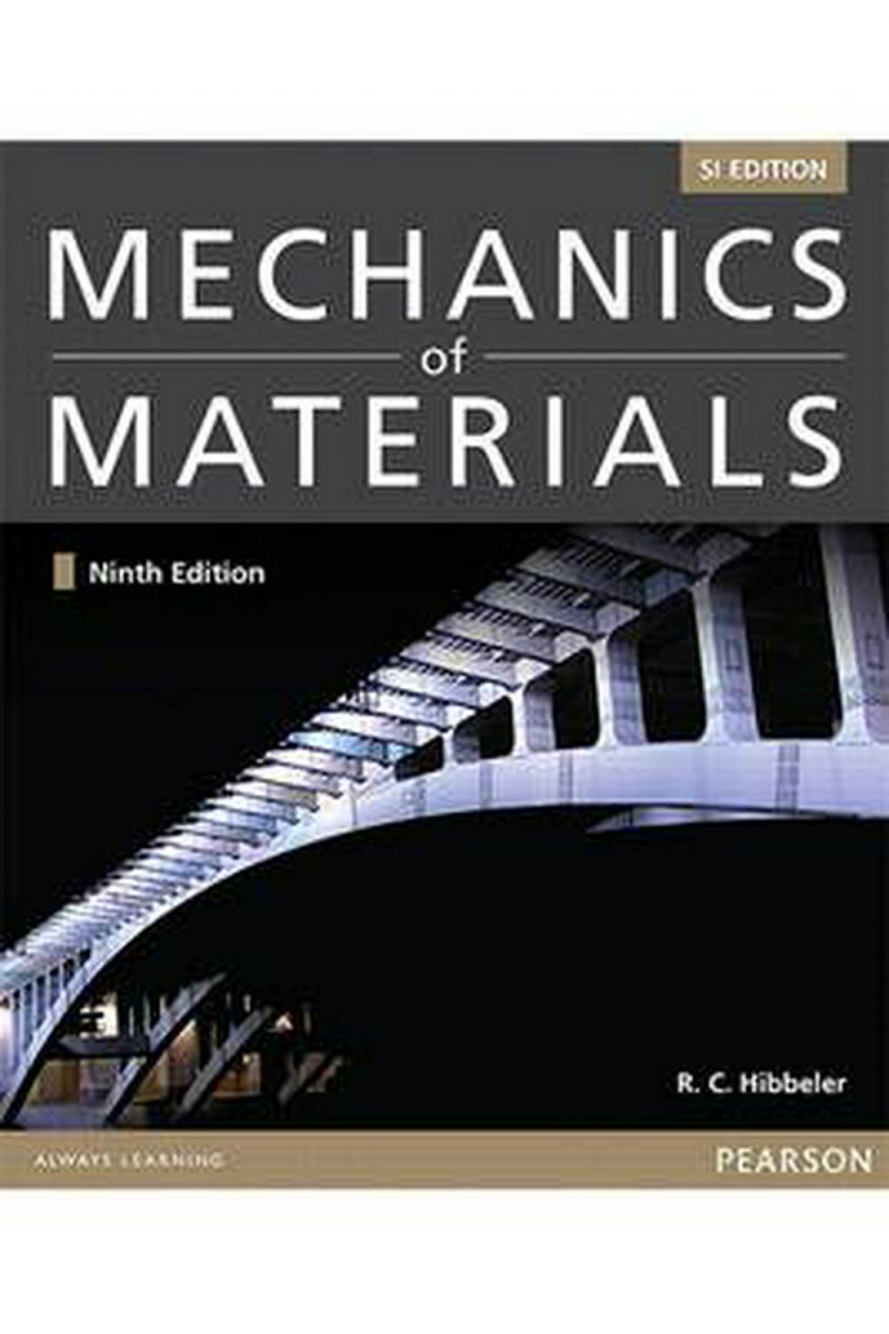 mechanics of materials 9th (r.c. hibbeler)