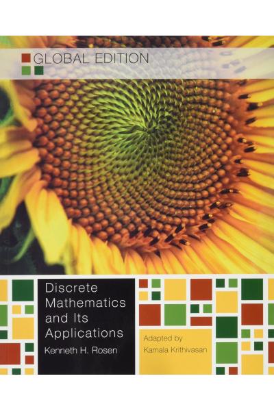 Discrete Mathematics and Its Applications 7th  ( Kenneth Rosen) Discrete Mathematics and Its Applications 7th  ( Kenneth Rosen)
