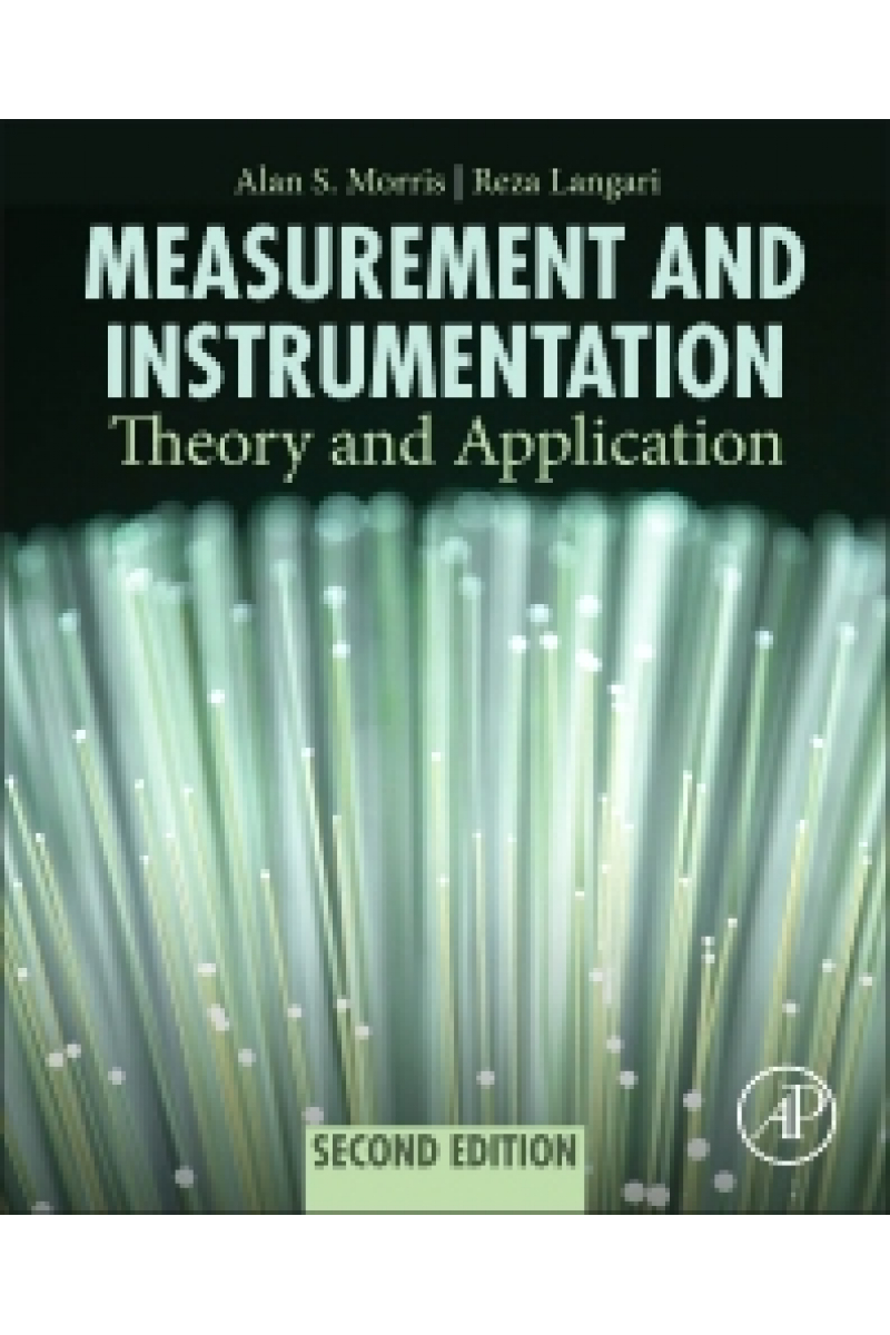 measurement and instrumentation 2nd (morris, langari)