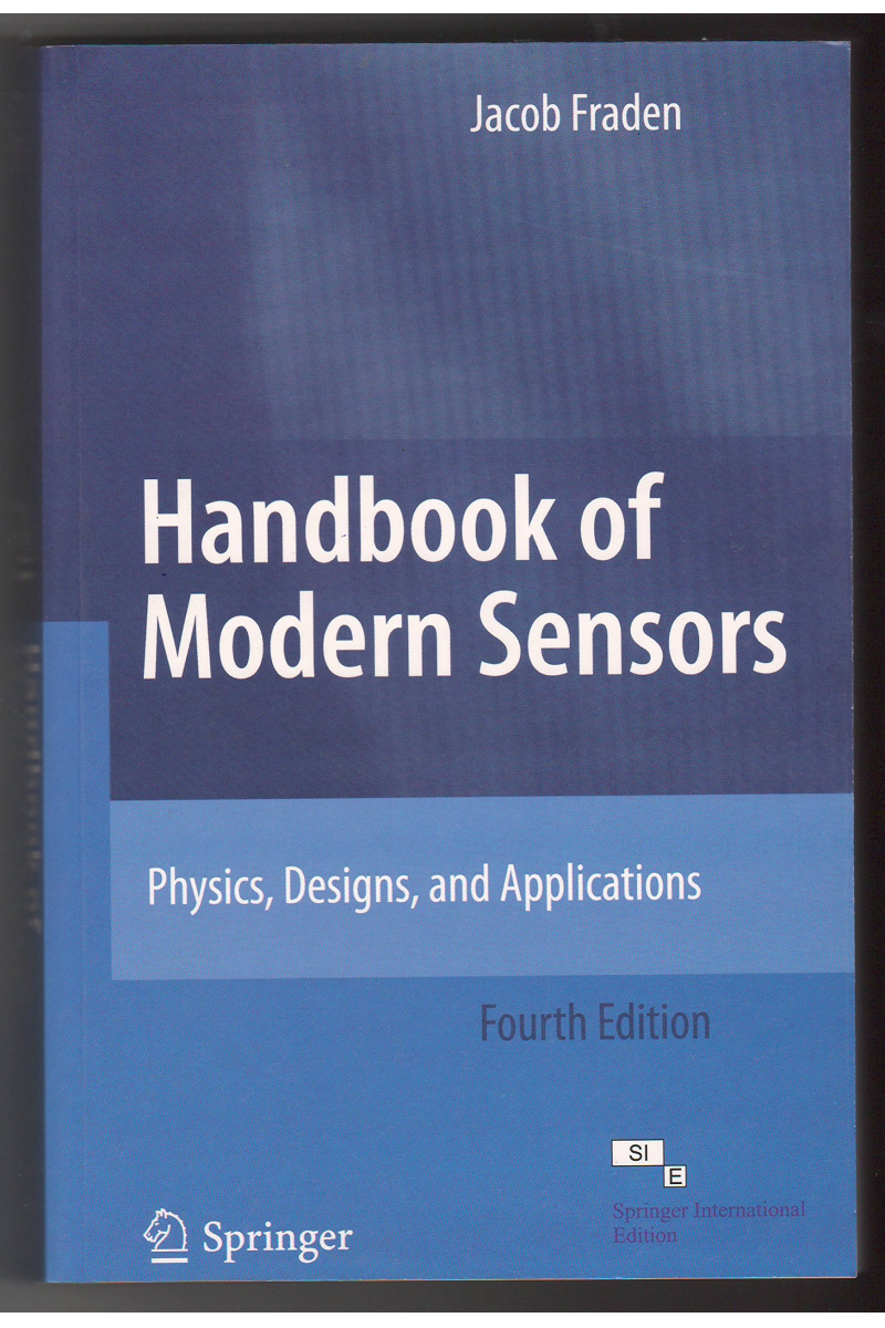handbook of modern sensors 4th (fraden)