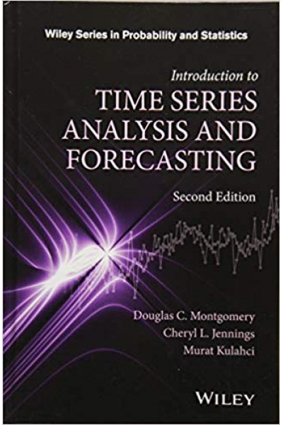 introduction to time series analysis and forecasting 2nd (montgomery)