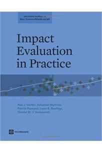 impact evaluation in practice (gertler, martinez, premand)