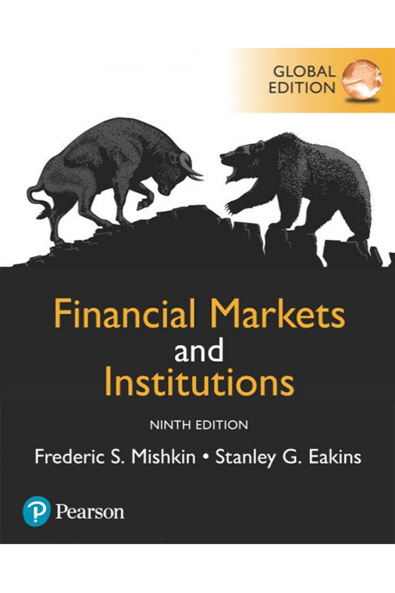 financial markets and institutions 9th (mishkin, eakins)