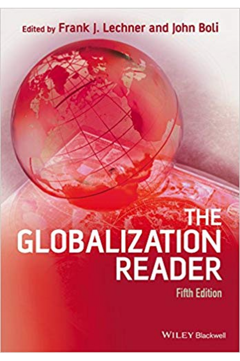 the globalization reader 5th (lechner, boli)