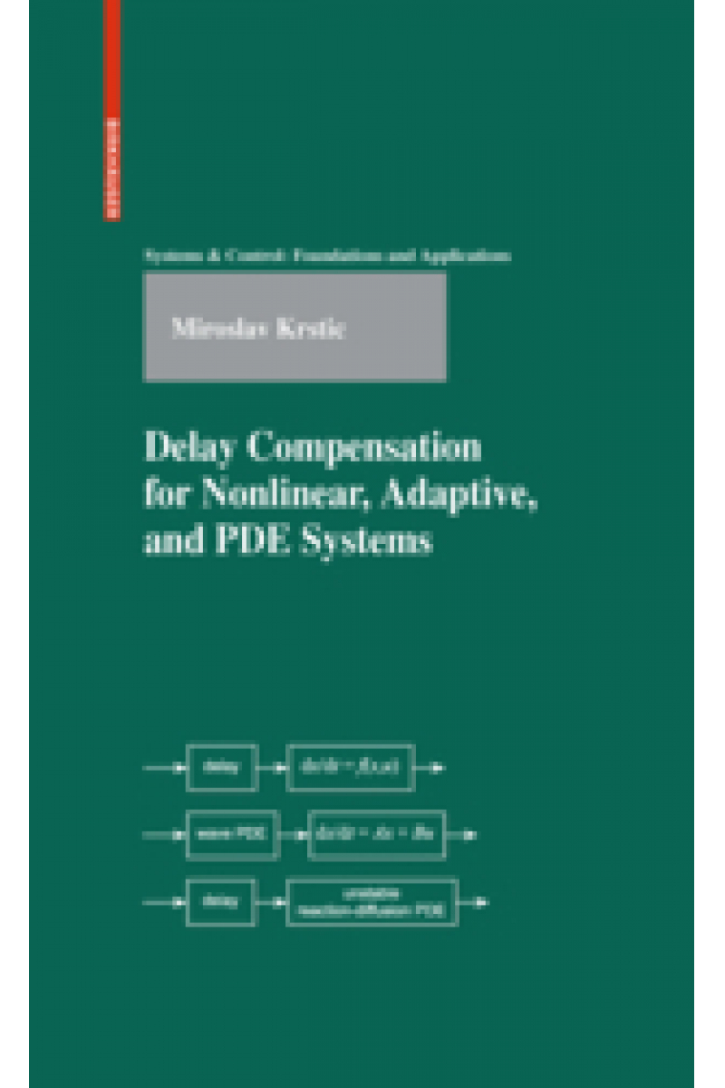 delay compensation for nonlinear adaptive and PDE systems (miroslav krstic)