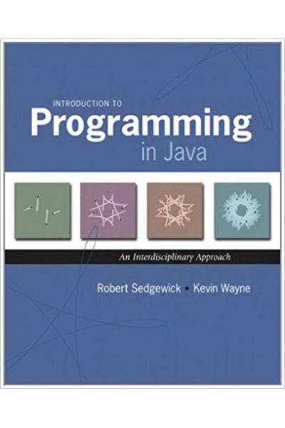 introduction to programming in java (sedgewick, wayne)