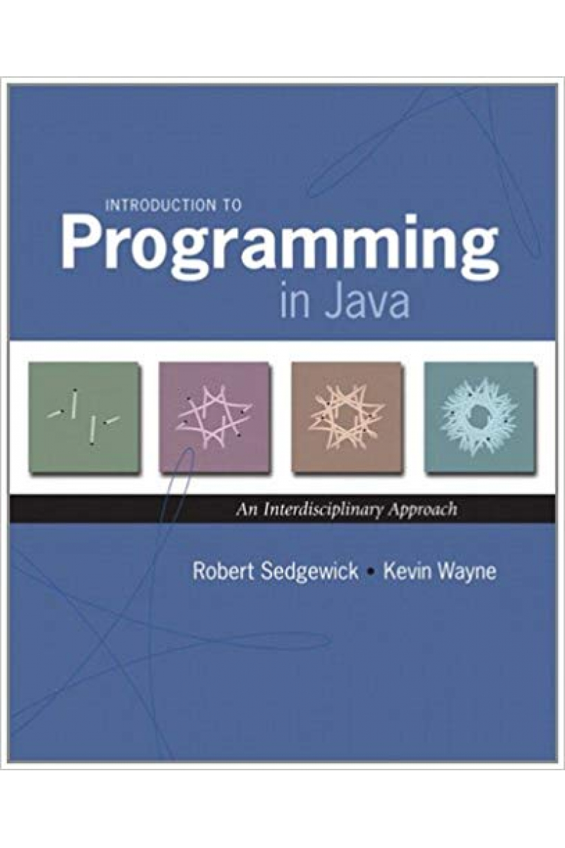 introduction to programming in java (sedgewick, wayne)