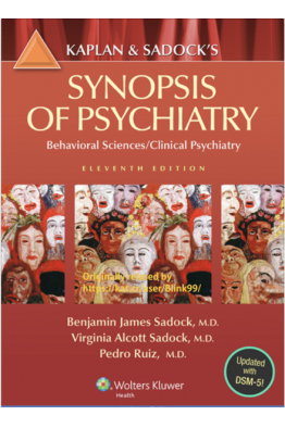 Bookstore kaplan and sadock's synopsis of psychiatry 11th (sadock, sadock, ruiz)