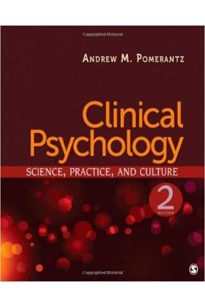 clinical psychology 2nd (pomerantz)