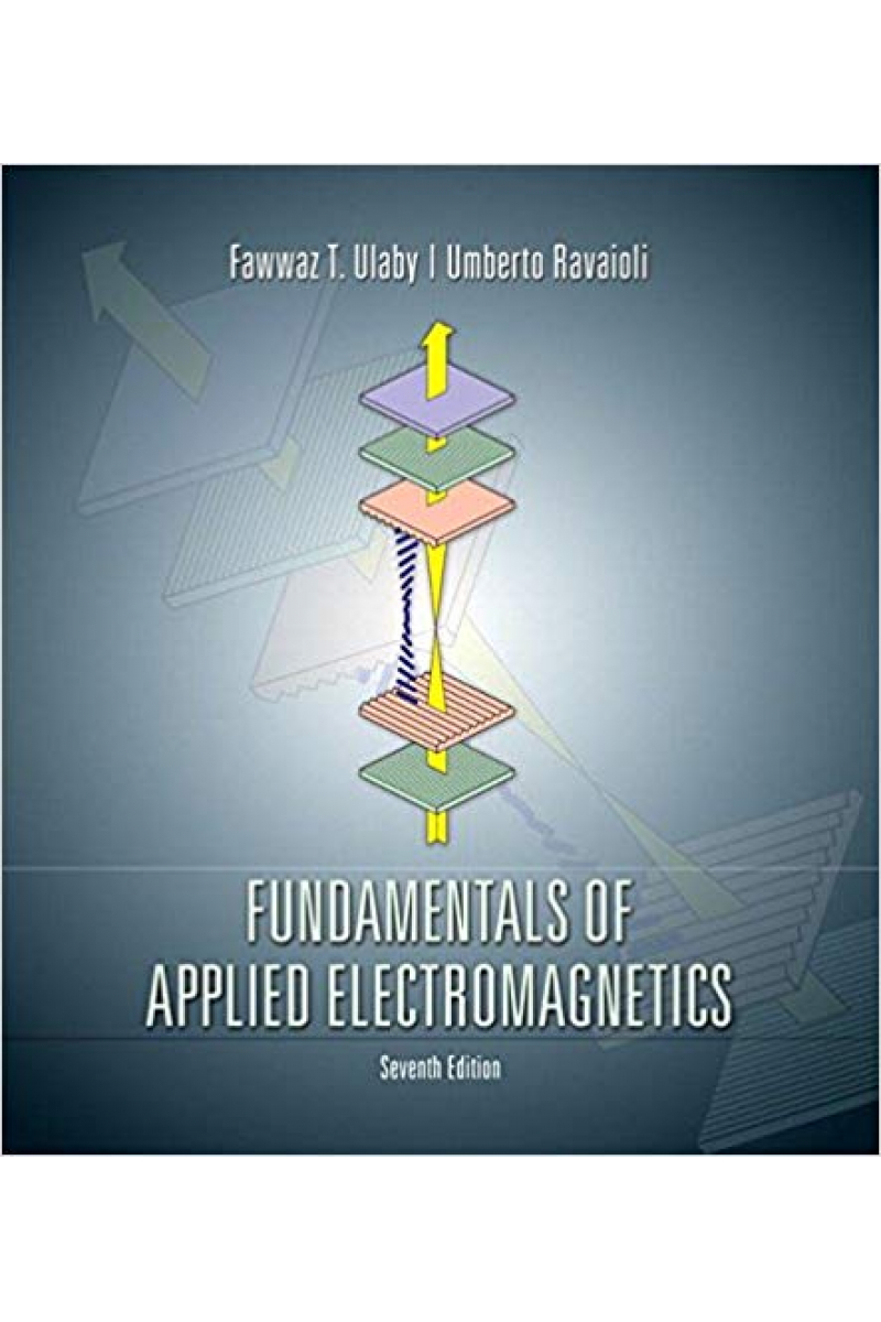 fundamentals of applied electromagnetics 7th (ulaby, ravaioli)